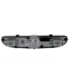 Interruptor Radio Opel Astra K Lim - 42342525