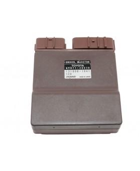 Uni. Controlo Injeção Toyota - 89871-20030, 8987120030, 131000-1041, 1310001041
