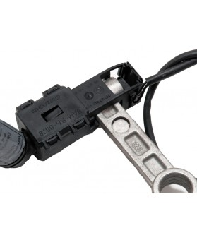 BMW Positive Cable and Battery Terminal - 690874504, 6 908 745 04
