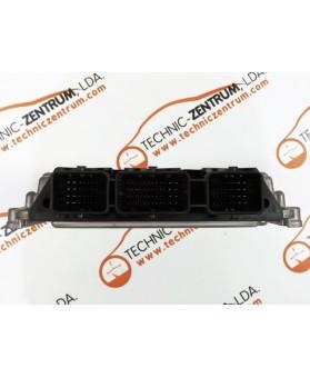 Centralina de Motor ECU Renault Trafic 2.5 DCI 8200355236, 8200 355 236, 0281011531, 0 281 011 531, 281 011 531, 1039S03733, HOM8200091517, HOM 8200 091 517