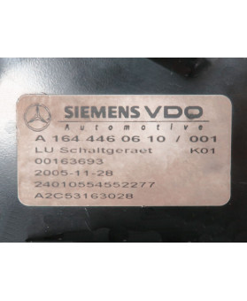 Centralina De Caixa Automática Mercedes GLE A1644460610, A2C53163028