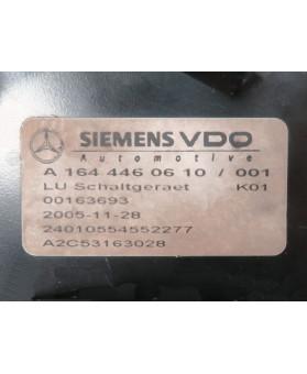Mercedes GLE Automatic Cash System A1644460610, A2C53163028