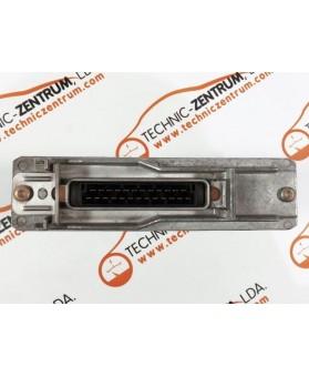 Centralina de Motor ECU Renault Scenic 1.9 TDI 7700105605, 7700 105 605, R04080005F, R 04080005 F, 80616J, HOM7700868189, HOM 7700 868 189