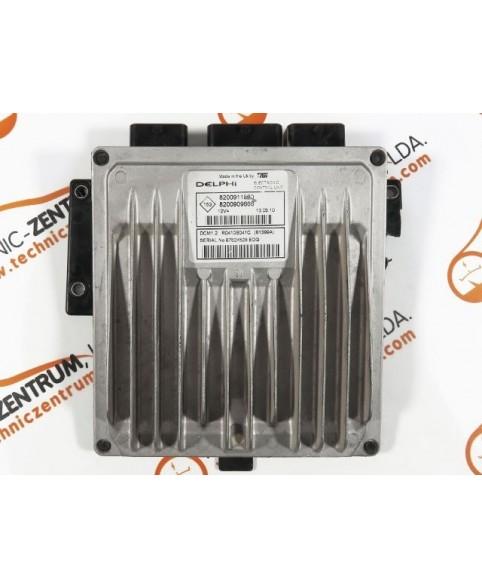 Centralina de Motor ECU Renault Kangoo 1.5 DCI 8200909666, 8200 909 666, R0410B041C, R 0410B041 C, 81399A, 81359B, 8200911560, 8200 911 560