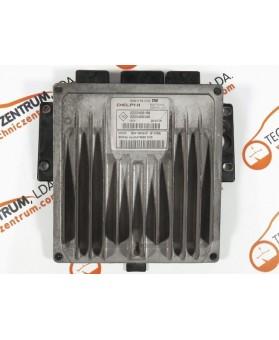 Centralina de Motor ECU Renault Megane 1.5 DCI 8200469340, 8200 469 340, R0410B024D, R 0410B024 D, 81195B, 8200498188, 8200 498 188