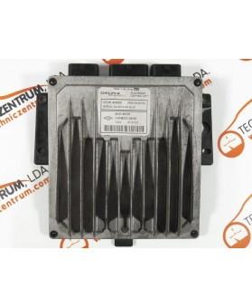 Centralina de Motor ECU Renault Clio 1.5 DCI 8200180595, 8200 180 595, R0410C017C, R 0410C017 C, 80925E, HOM8200129063, HOM 8200 129 063