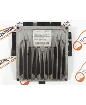 Centralina de Motor ECU Renault Clio 1.5 DCI 8200176975, 8200 176 975, R0410C017B, R 0410C017 B, 80925B, HOM8200129063, HOM 8200 129 063