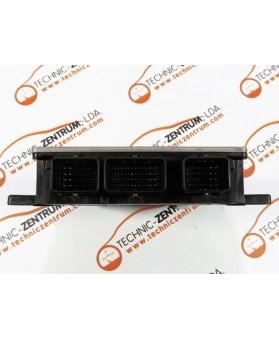 Centralina de Motor ECU Ford Focus 1.8 TDCI 1S4A9F954CK, 1S4A-9F954-CK80927K