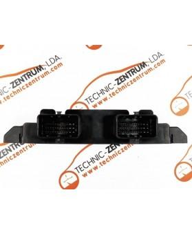 Centralina de Motor ECU Peugeot Partner 1.9D 9650359980, 96 503 599, R04080031E, R 04080031 E, 80934F, 9650359580, 96 503 595 80