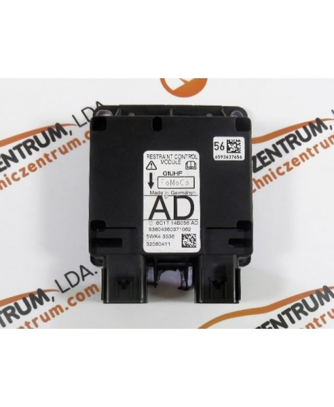 Centralita Airbags Ford Transit  - 6C1T14B056AD