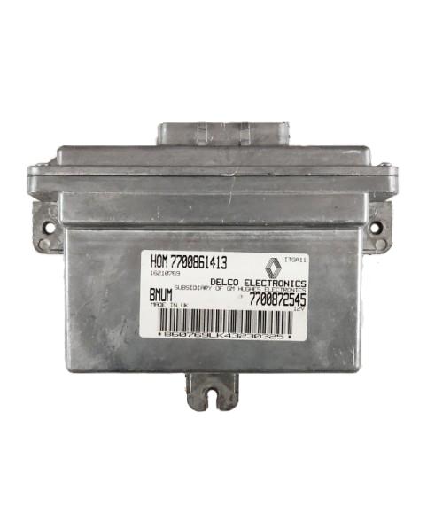 Centralina de Motor ECU Renault 19 1.4i 7700861446, 7700 861 446, 16170612, 16170.612, HOM7700861413, HOM 7700 861 413