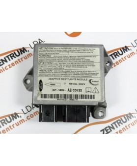 Centralina de Airbags - 3S7T14B056AB