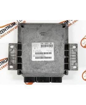Centralina de Motor ECU Peugeot 206 2.0 9644500980, 96 445 009, 16379054, 16379.054, IAW48P238, 9642606280, 96 426 062 80