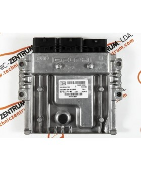 Centralina de Motor ECU Peugeot 508 2.0 HDI 9677563880, 96 775 638, 28303589, 28303-589, DCM3.5, C43947, 9666912580, 96 669 125 80