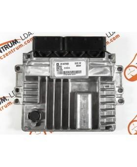 Centralina de Motor ECU Opel Antara, Chevrolet Cruze 2.2 595172891, 25187593, DCM37AP