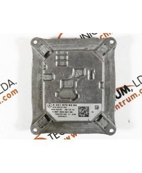 ECU Xenon - A2218706389