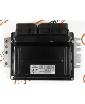 Centralina de Motor ECU Nissan Almera 1.5 MEC32211, MEC32 211, 211MEC32211 B1