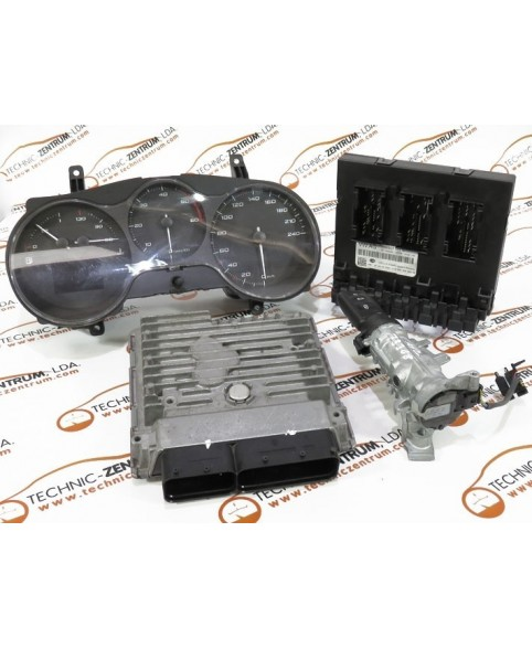 Kit's-ECU+Chave+IMO - 03L906023GG