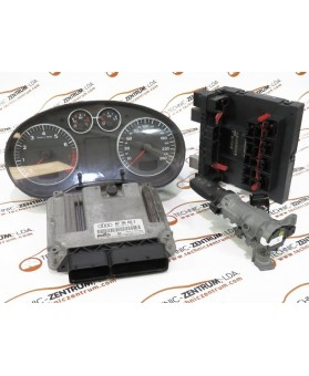 Kit's-ECU+Chave+IMO - 06F906056S