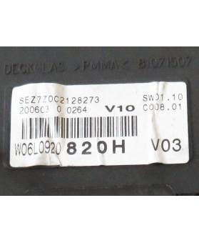 Quadrante - W06L0920820H