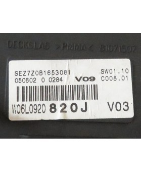 Quadrante - W06L0920820J