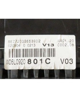 Quadrante - W06L0920801C