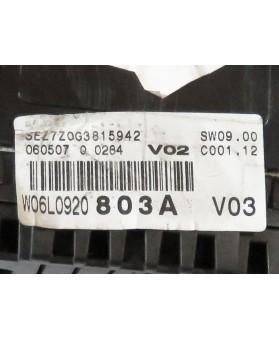 Quadrante - W06L0920803A