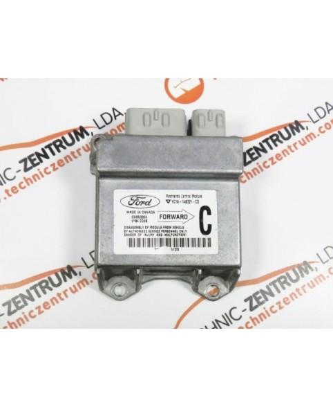 Centralita Airbags - YC1A14B321CD