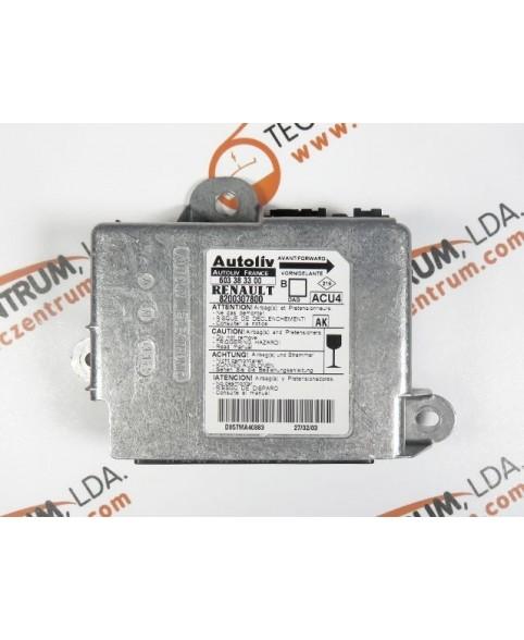 Centralita Airbags - 8200307800