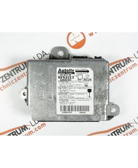 Centralina de Airbags - 8200307804