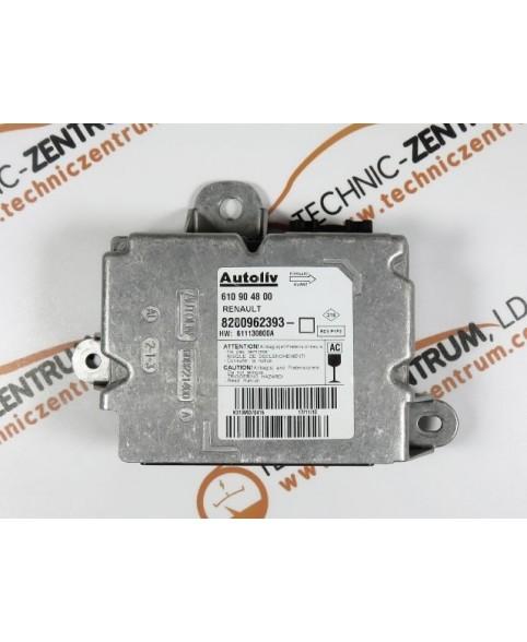 Centralita Airbags - 8200962393
