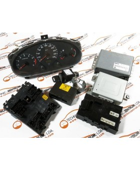 Kits-ECU+Key+IMO - 237101F720