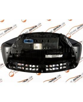 Display Citroen C4 - P96572391ZD