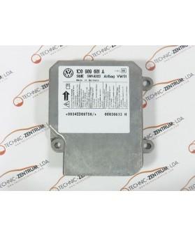 Centralita Airbags Skoda Fabia - 1C0909601A