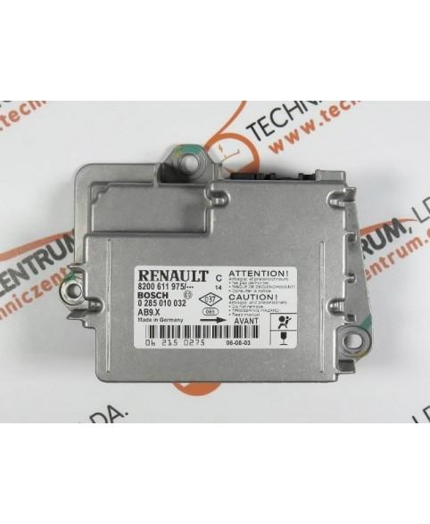 Centralita Airbags - 8200611975