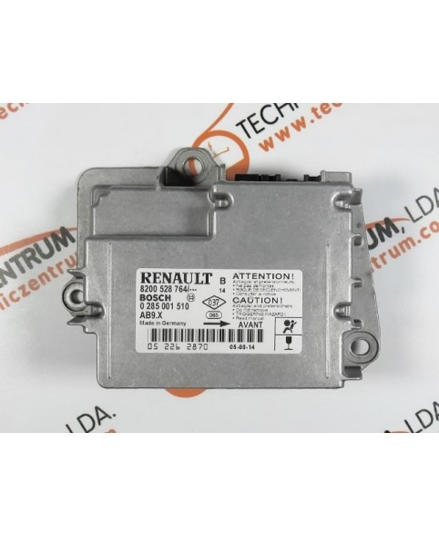 Centralita Airbags - 8200528764