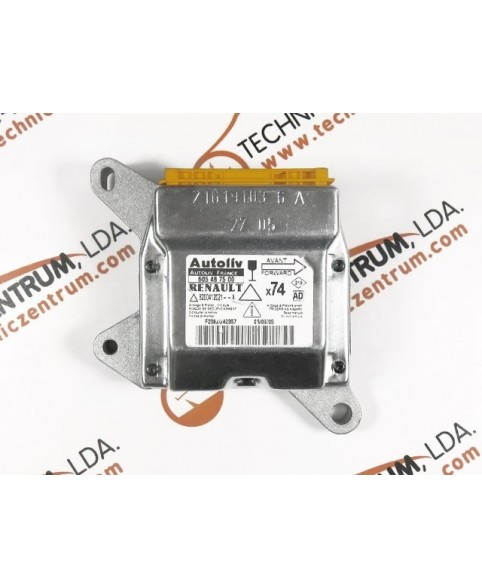 Centralita Airbags - 8200412021A