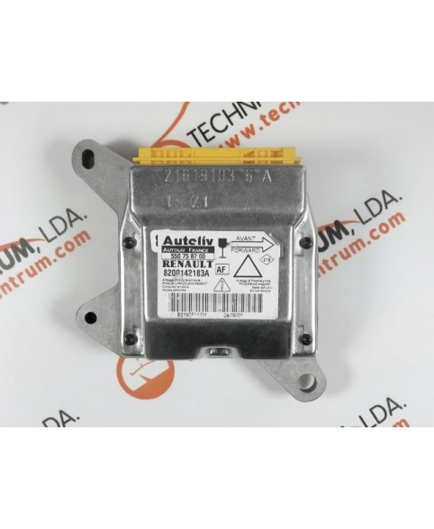 Centralita Airbags - 8200142183A