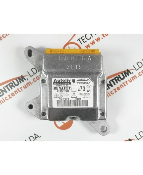 Centralita Airbags - 8200412019