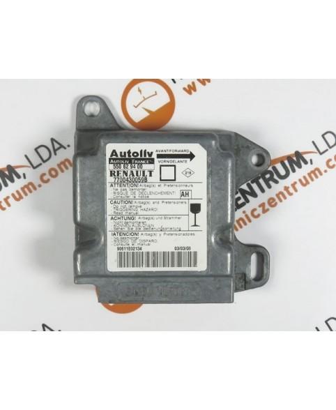 Centralita Airbags - 7700430059B