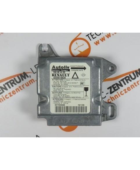 Centralita Airbags - 8200018830