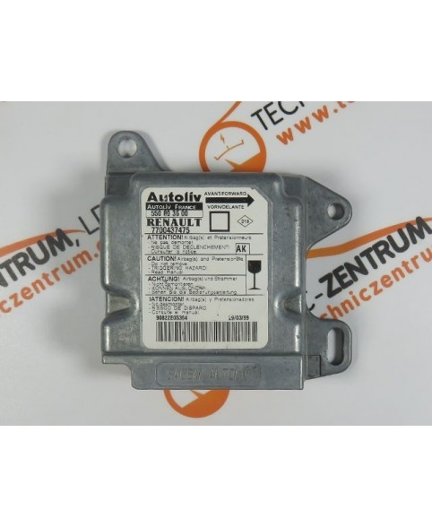 Centralita Airbags - 7700437475