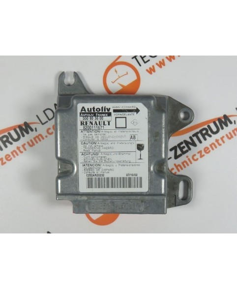 Centralita Airbags - 8200111671