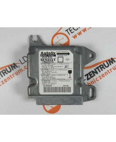 Centralina de Airbags - 7700437477A