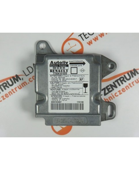 Centralita Airbags - 7700418152D