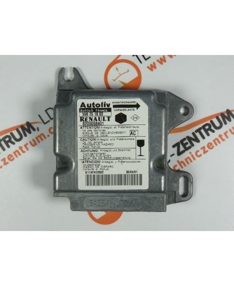 Centralita Airbags - 8200098401