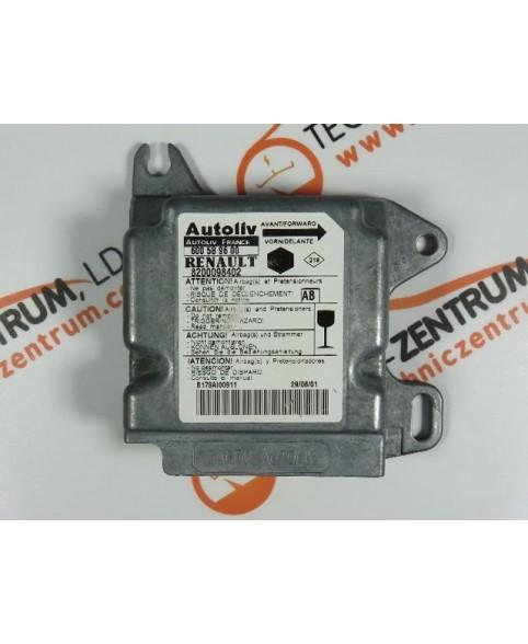 Centralina de Airbags - 8200098402