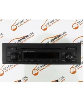 Car Radio - 8P0035186C