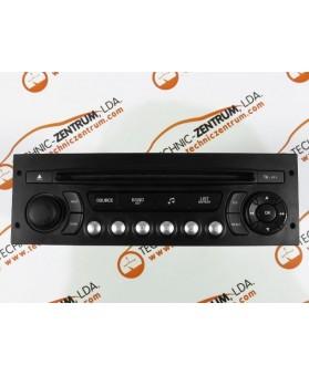 Auto-Rádio - 96662669XT04