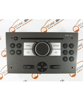 Auto-Rádio Opel Astra H -...